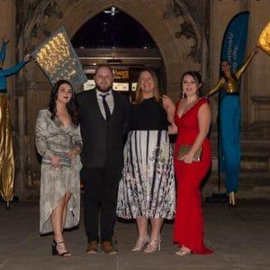 Enact shortlisted for a HullBID Award